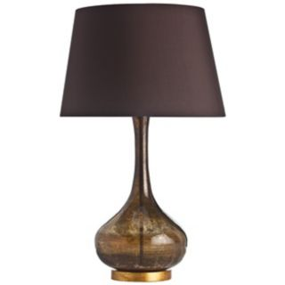 Arteriors Home Presley Mercury Glass Table Lamp   #Y6797