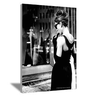 Audrey Hepburn Canvas Art  Audrey Hepburn Art on Canvas