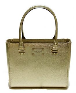 New Kate Spade Leather Wellesley Quinn Bag Tote
