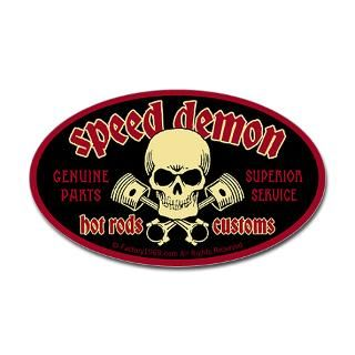Speed Demon 004 Decal for $4.25