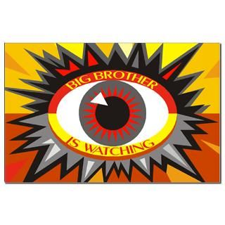 big brother is watching 11x17 poster $ 7 90 qty availability product