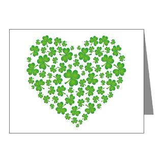 Baby Gifts  Baby Note Cards  My Irish Heart Note Cards (Pk of 10)