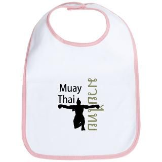 Boxing Gifts  Boxing Baby Bibs  Muay Thai Bib