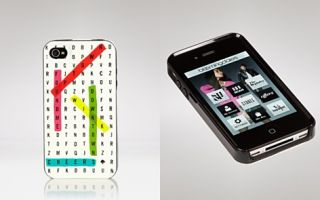kate spade new york iPhone 4 Case   Word Search Resin _2