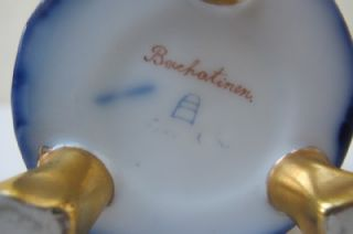 Royal Vienna Porcelain Handpainted Kauffmann Signed Cup Saucer