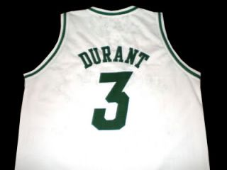 Kevin Durant Montrose High School Jersey White New Any Size Hai