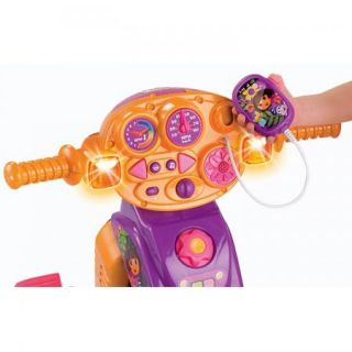 Dora The Explorer Girls Bike for Kids Toddler Toys Riding Bicycle