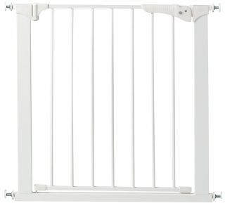 Kidco G1000 Gateway Pressure Mount Child Safety Pet Baby Gate White