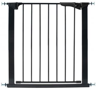 Kidco G1001 Gateway Pressure Mount Child Safety Pet Baby Gate Black