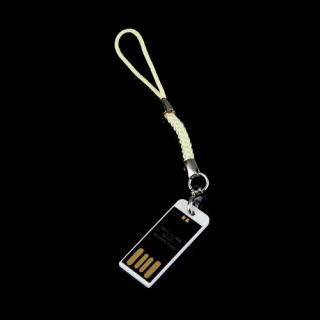 2G 4G 8g 16GB USB 2 0 Metal Key Flash Drive Thumb Stick Memory Storage
