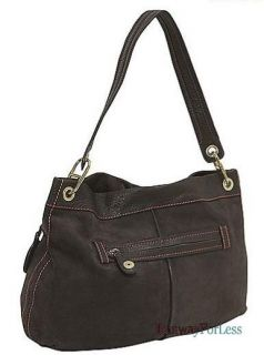 Kipling Pino Jerri Green Leather Hobo Handbag Handbags Shoulder Bag