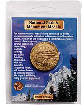 Kings Canyon National Park Cal Medallic Art Co Medal