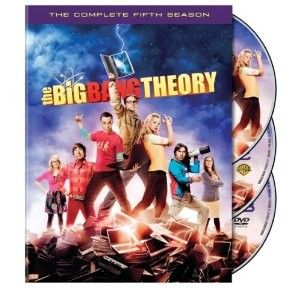 The Big Bang Theory Complete Fifth Season 5 Five New DVD