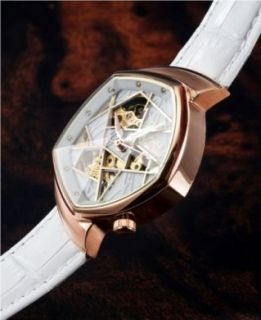 GVMW Ladies Automatic Andromeda Rose Gold Watch
