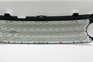 06 09 Land Range Rover HSE Sport Racing Front Grille Grill Silver