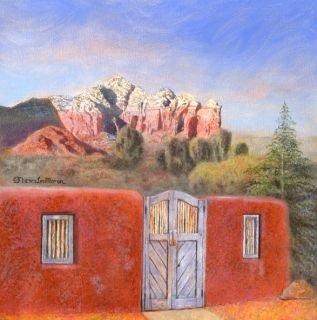 American Southwest Arizona New Original Oil Painting Western Art