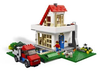 Lego Creator 5771 Hillside House 3 in 1 New in Box