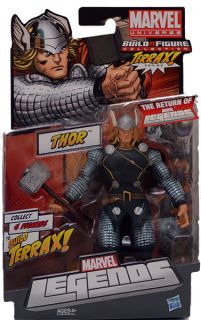 Marvel Legends Thor 2012 Terrax Series Action Figure