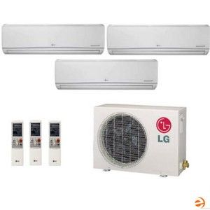 LG Ductless Air Condition Heat and AC All in One Unit Split System