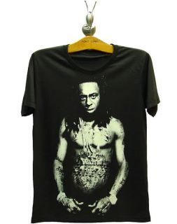 lil Wayne Young Money Free Weezy CD T Shirt Jay Z s M