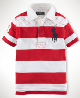 Ralph Lauren Kids Shirt, Boys Graphic Tee   Kids Boys 8 20