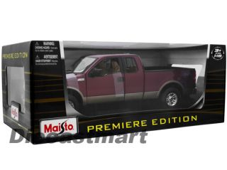 Maisto 1 18 2006 Ford F 150 Lariat New Diecast Model Pickup Truck