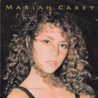 Mariah Carey Self Titled CD Album EC