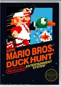 Nintendo NES Case Super Mario Bros. / Duck Hunt (New Collectors Box