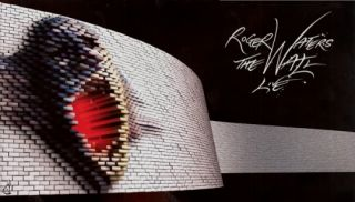 Pink Floyd Roger Waters 2010 The Wall Tour Program Book