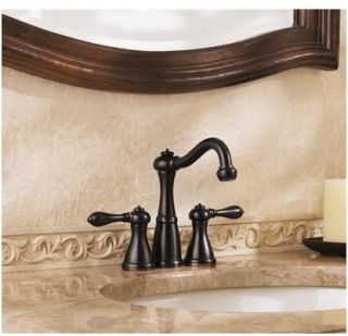 New Price Pfister Marielle Bathroom Faucet Tuscan Bronze 4 Centerset