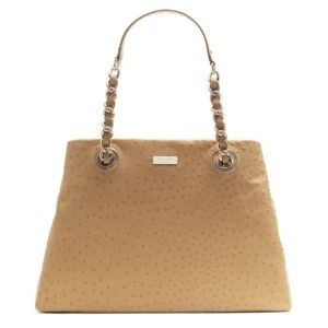 Kate Spade Victoria Falls Maryanne Leather Handbag $525