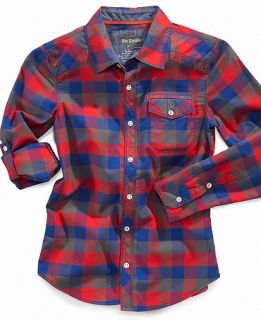 Epic Threads Kids Shirt, Boys Plaid Shirt   Kids Boys 8 20