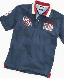 Tommy Hilfiger Kids Shirt, Boys Cameron Polo Shirt
