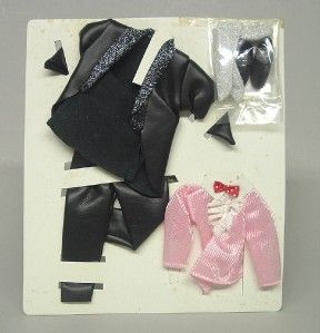 Michael Jackson Doll Clothes Billie Jean Outfit
