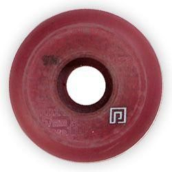 Powell Peralta Mini Rat 97A Skateboard Wheels Red