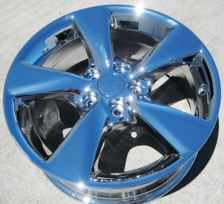New 18 Factory Lexus RX350 RX400H Chrome Wheels Rims 2010 2013