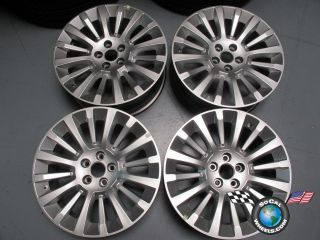 Four 2011 Lincoln MKT Factory 19 Wheels Rims 3823 Ford Edge BE93 1007