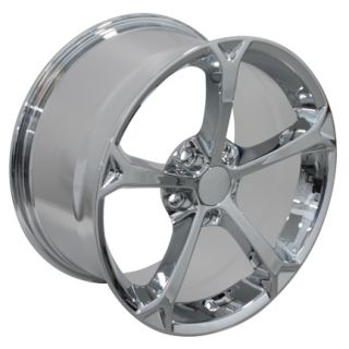 Grand Sport Chrome Wheels Set of 4 Rims Fit Camaro SS Chevrolet