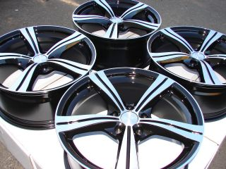 18x8 5x114 3 Wheels Rims Lexus IS300 Maxima Caliber Infiniti FX35 FX45