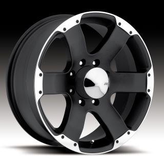 Chevy Ford Dodge GM Nissan Eagle 18 Wheels Rims Black