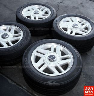16 Used Chevy Wheels Camaro Rims Goodyear 245 50 16 225 55 16 Tires