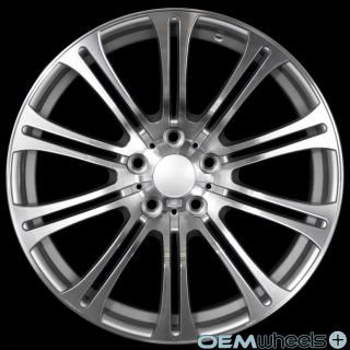 19 Silver M3 Style Wheels Fits BMW E39 E60 525 528 530 535 540 545