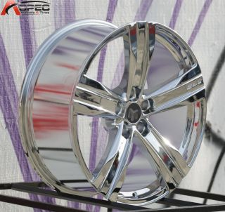 CHEVROLET CAMARO ZL1 CHROME WHEELS FIT 2010 UP CHEVROLET CAMARO 5X120