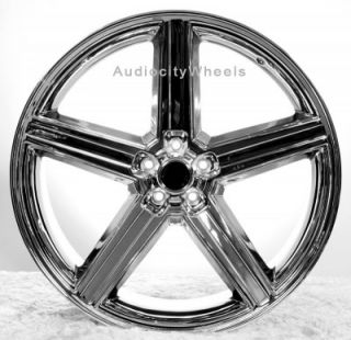 22 IROC Wheels Rims Wheel 300C Magnum Charger Challenger