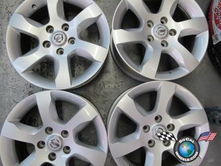 09 Nissan Altima Factory 16 Wheels OEM Rims Maxima 62479 2N51A NB51