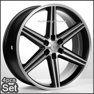 26 5 or 6LUG IROC Wheels Rims Escalade Chevy Ford Infiniti H3