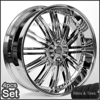 26 Wheels and Tires Chevy Escalade Ford RAM Almada