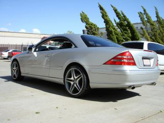 20 AMG CL65 Style Wheels Rims Fit Mercedes CL500 CL600 CL55 2001 2006