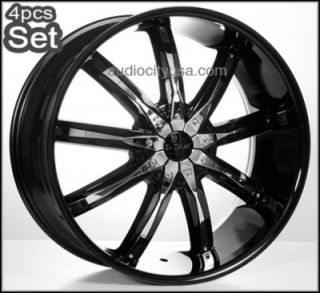 26inch Wheels Rims 300C Magnum Charger Challenger Camaro