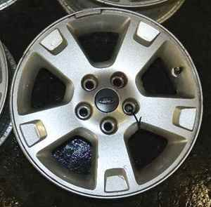 01 07 Ford Escape 16 Alloy Wheel Rim LKQ